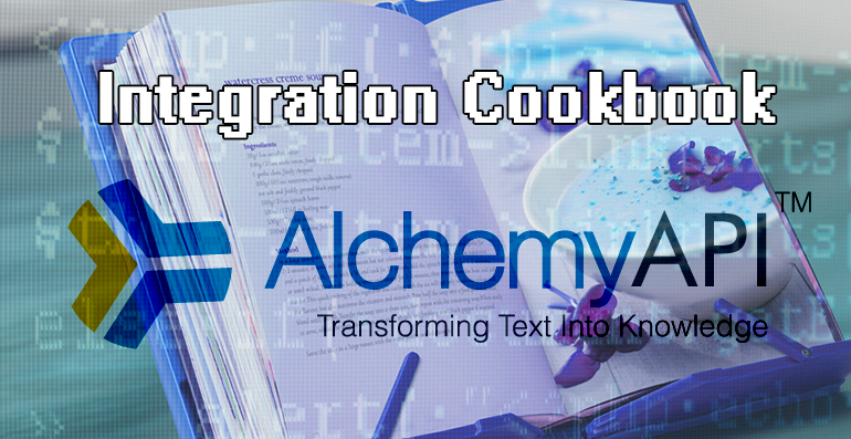 Integration Cookbook AlchemyAPI