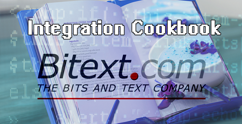 Integration Cookbook Bitext
