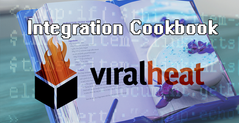 Integration Cookbook Viralheat